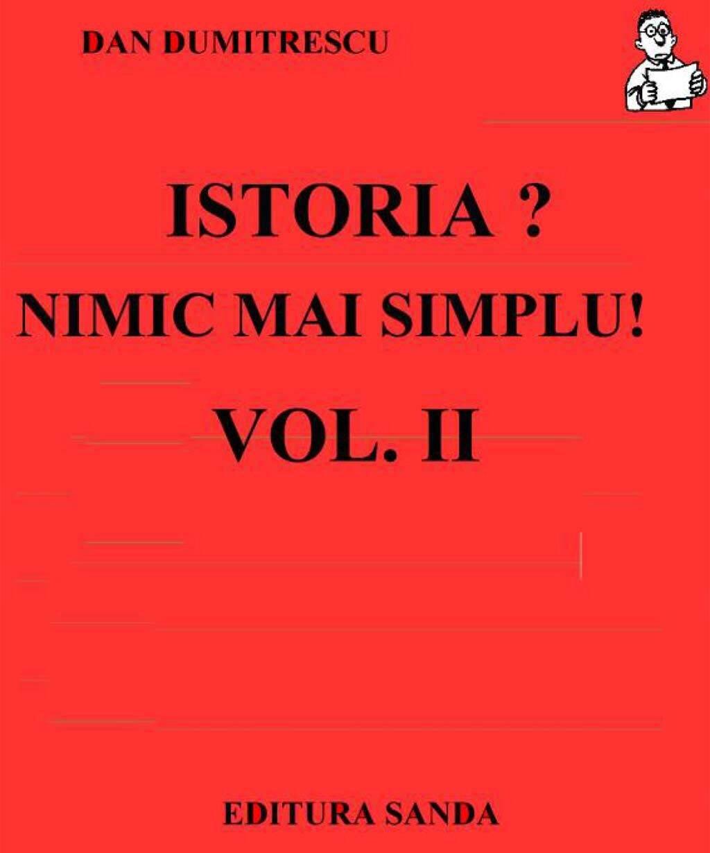 Istoria?... Nimic mai simplu! Vol. 2 - 333 de intrebari si raspunsuri (eBook)
