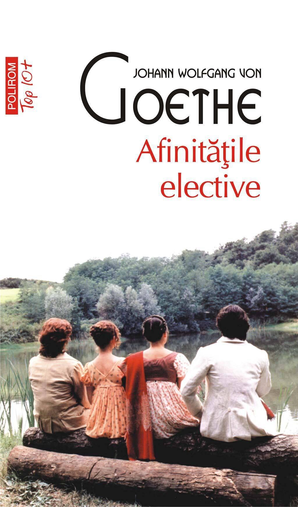 Coperta Carte Afinitatile elective