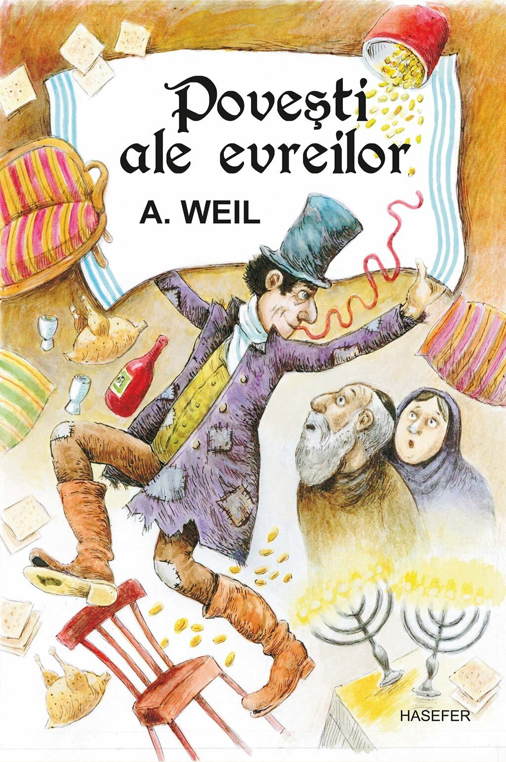 Povesti ale evreilor (eBook)