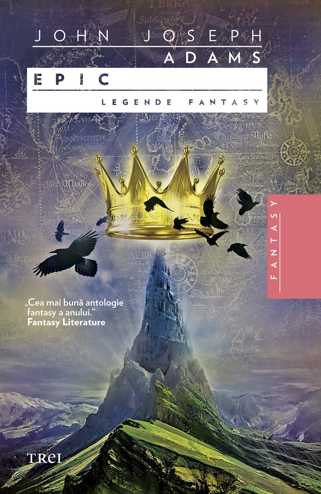 Epic. Legende fantasy (eBook)