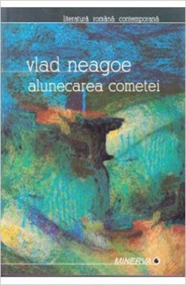 Coperta Carte Alunecarea cometei