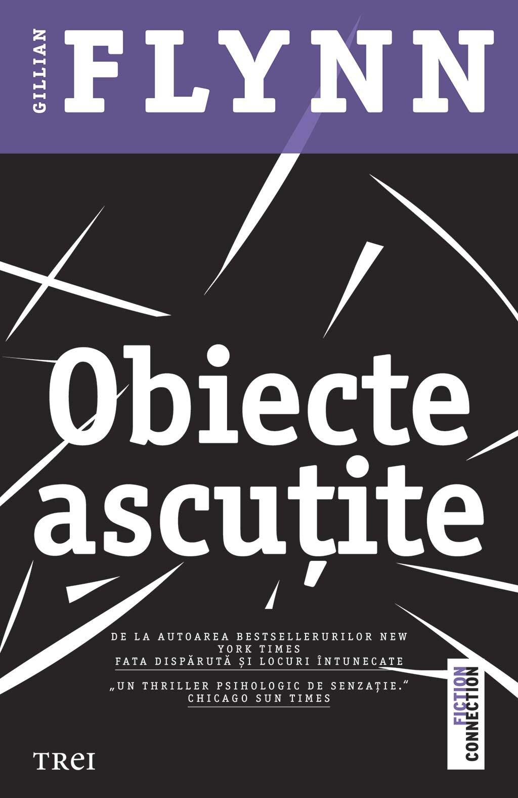 Obiecte ascutite (eBook)