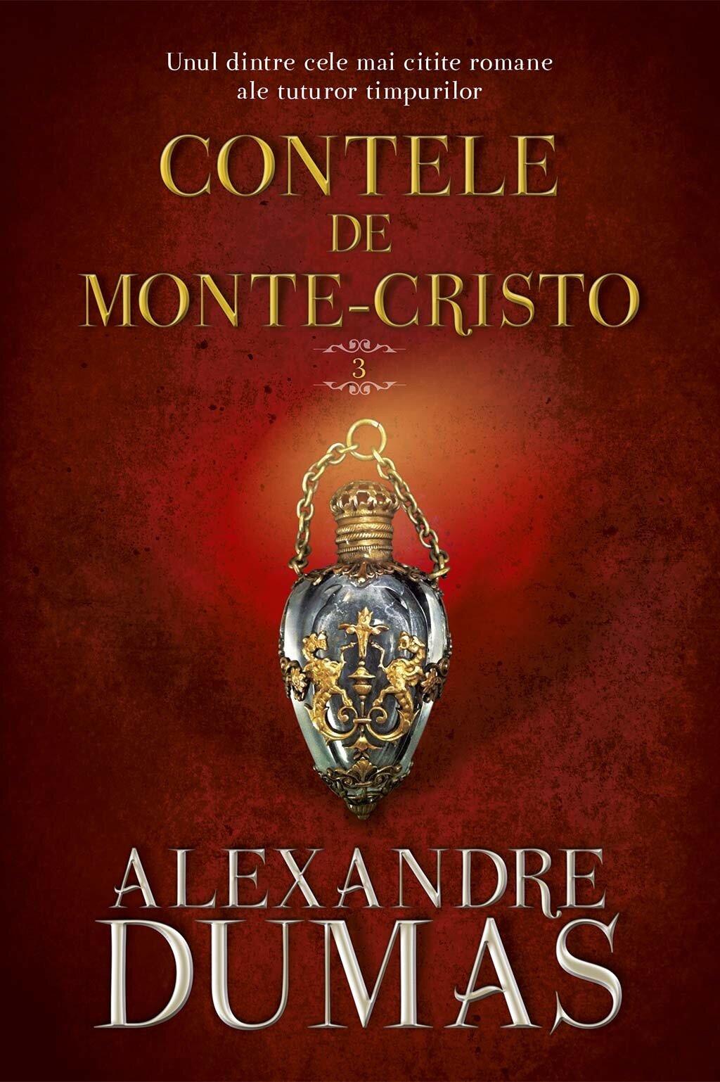 Contele de Monte-Cristo. Vol. III (eBook)