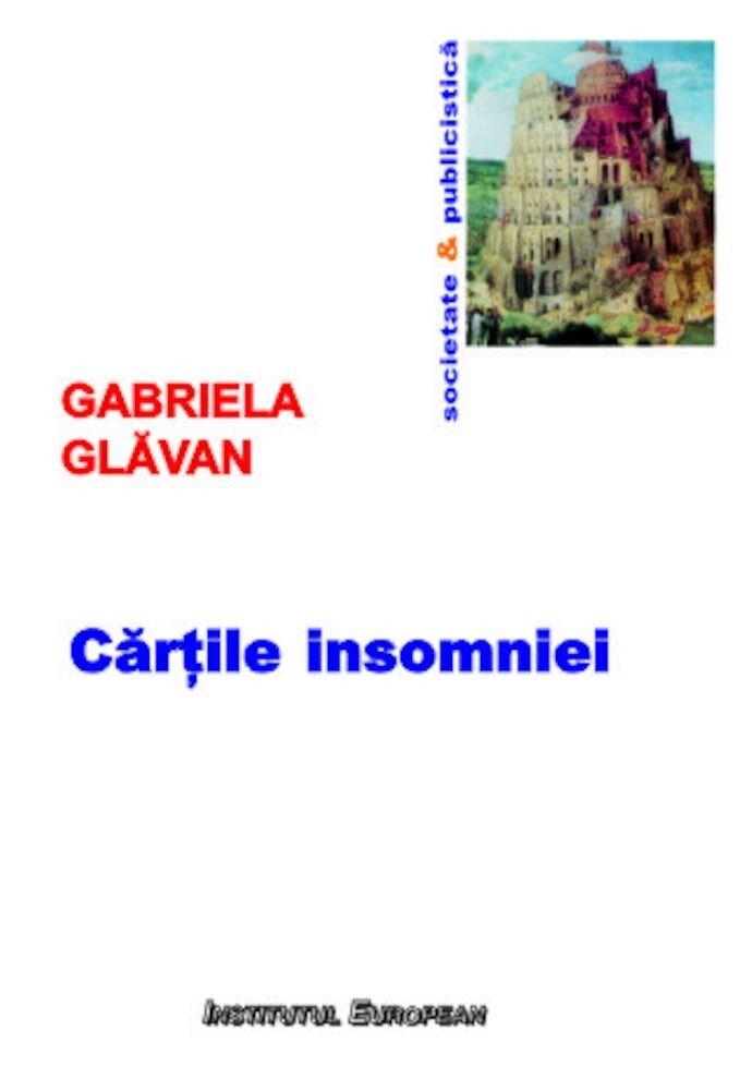 Coperta Carte Cartile insomniei