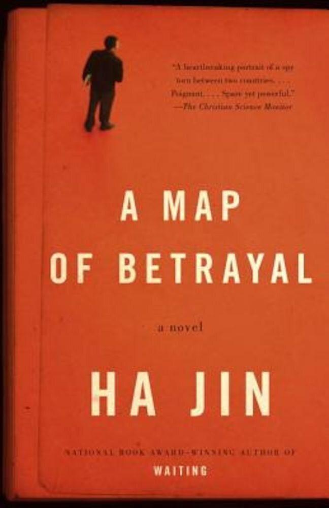 A Map of Betrayal, Paperback