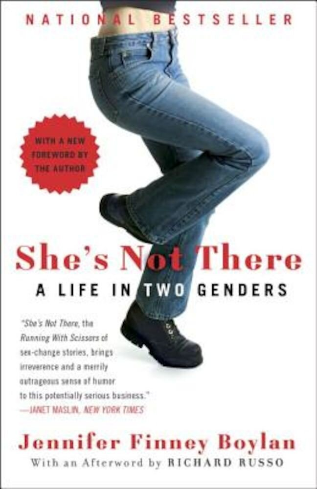 She's Not There: A Life in Two Genders, Paperback
