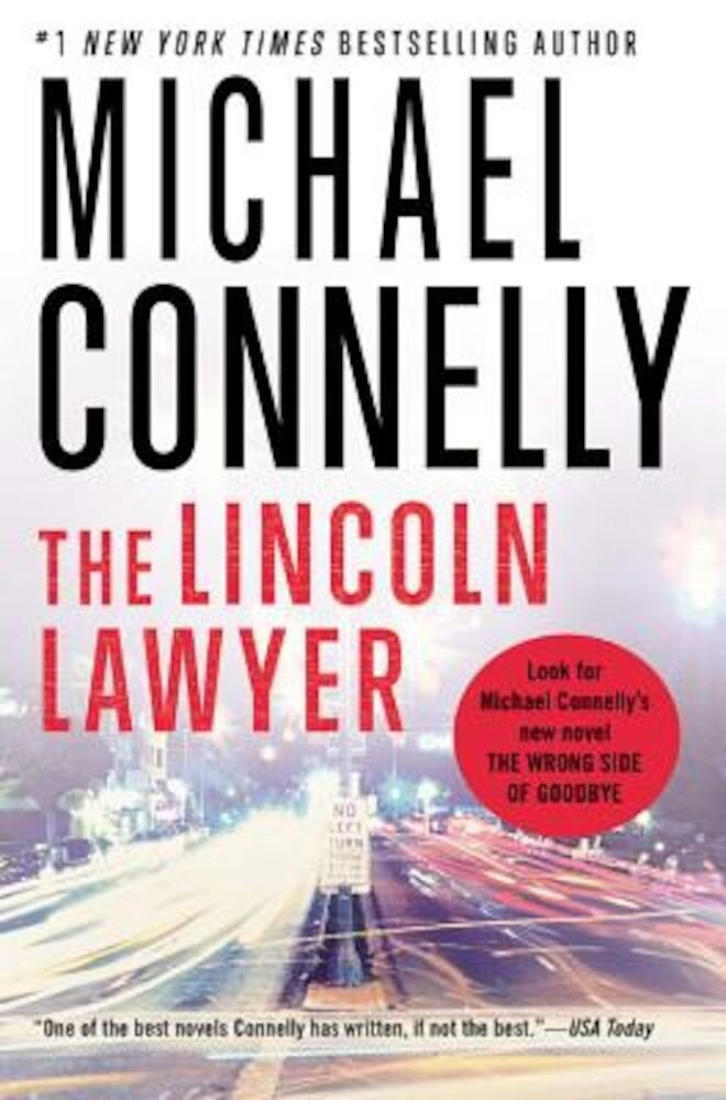 The Lincoln Lawyer, Paperback