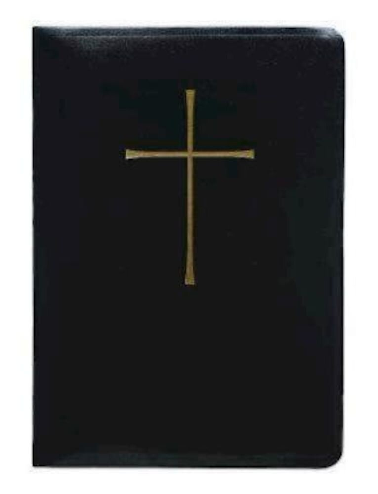 The Book of Common Prayer (Black): And Administration of the Sacraments and Other Rites and Ceremonies of the Church, Hardcover
