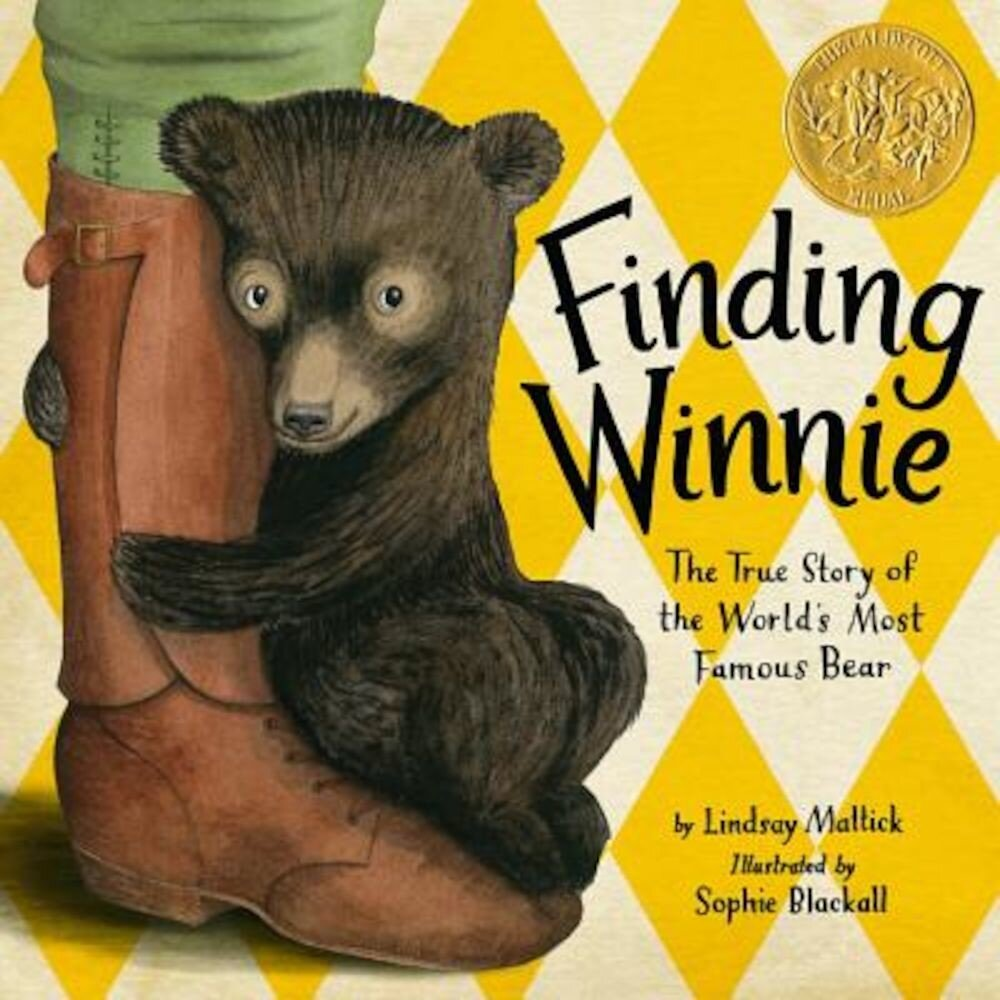 Finding Winnie: The True Story of the World's Most Famous Bear, Hardcover