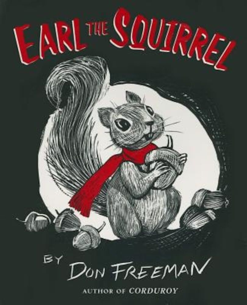Earl the Squirrel, Paperback