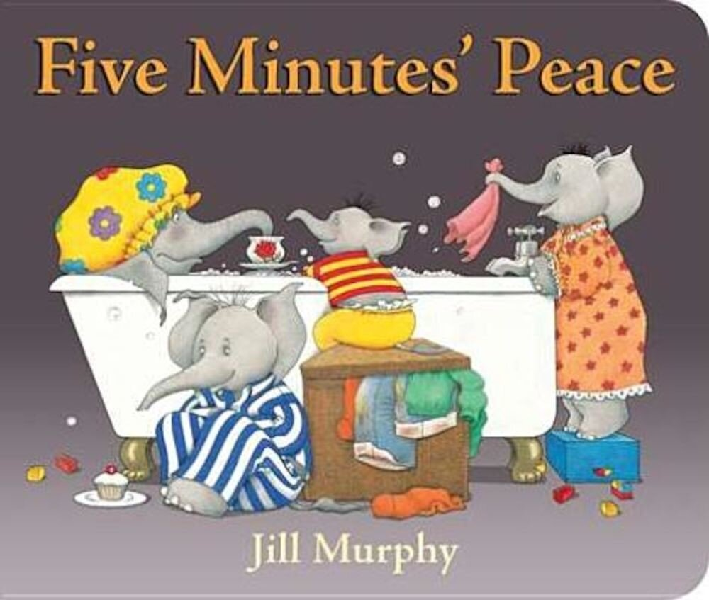 Five Minutes' Peace, Hardcover