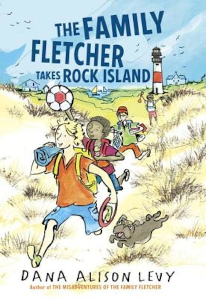 The Family Fletcher Takes Rock Island, Paperback