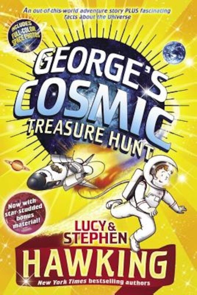 George's Cosmic Treasure Hunt, Paperback