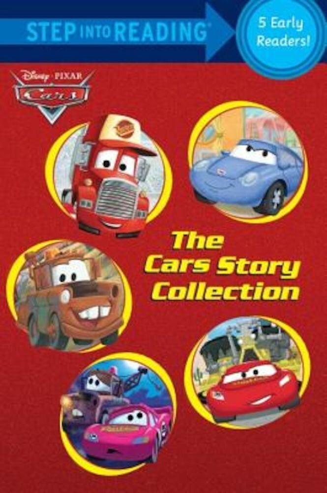 Disney Pixar Cars Five Fast Tales, Paperback