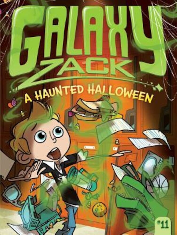 A Haunted Halloween, Paperback