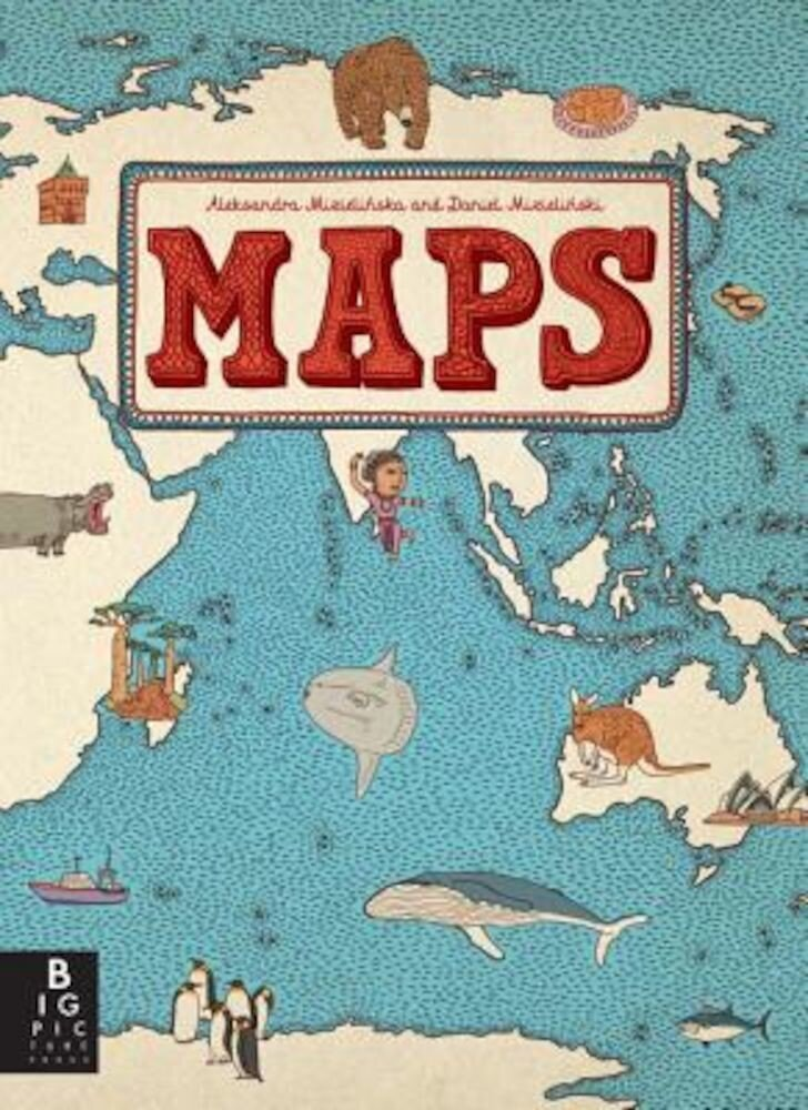 Maps, Hardcover