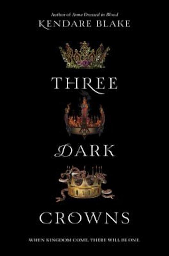 Three Dark Crowns, Hardcover