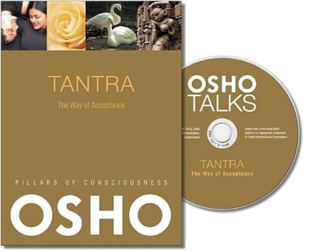 Tantra: The Way of Acceptance [With CD (Audio)], Paperback