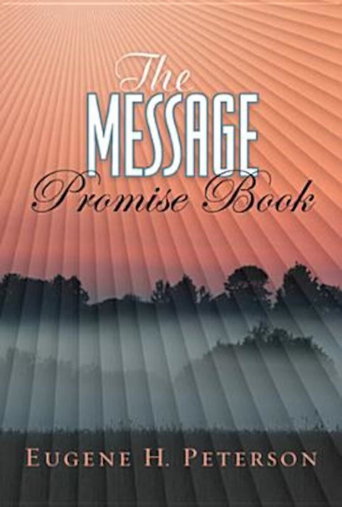 The Message Promise Book, Paperback