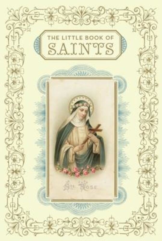 The Little Book of Saints, Hardcover