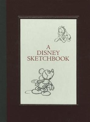 A Disney Sketchbook, Hardcover