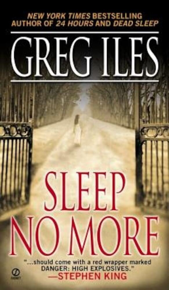 Sleep No More, Paperback