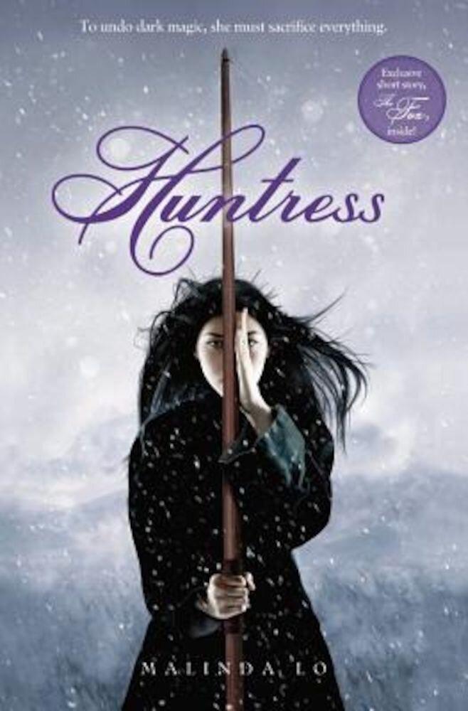 Huntress, Paperback