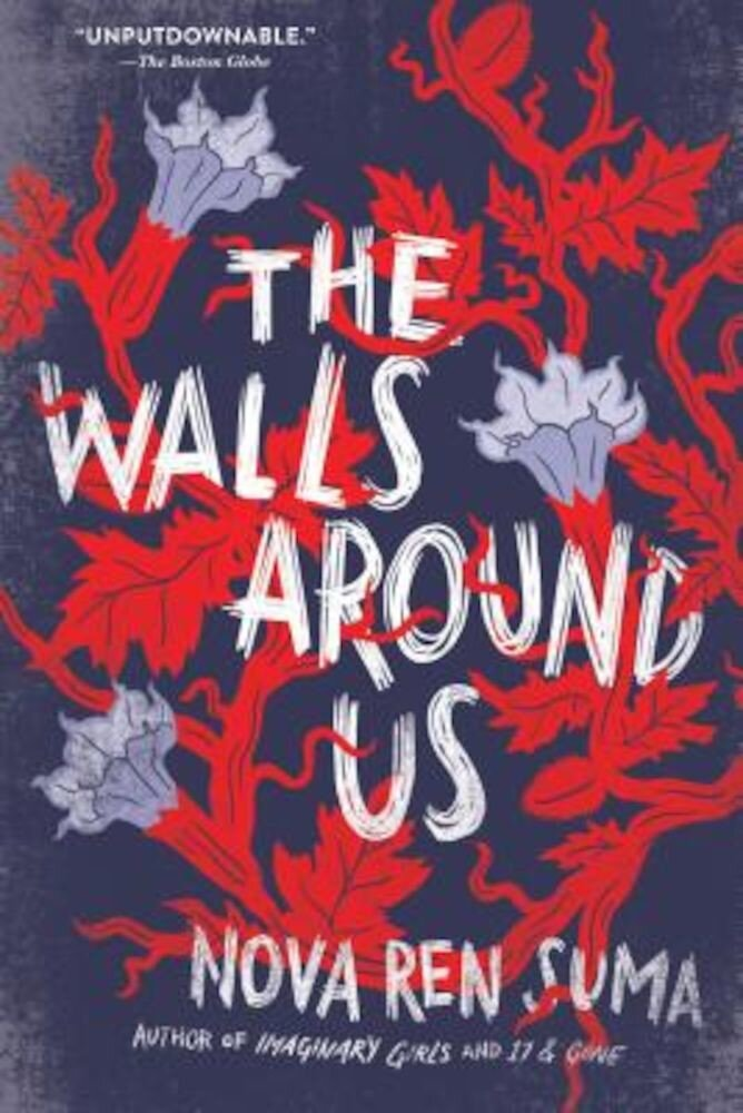 The Walls Around Us, Paperback