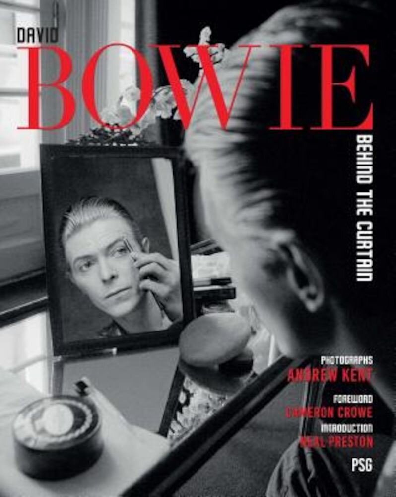 David Bowie: Behind the Curtain, Hardcover