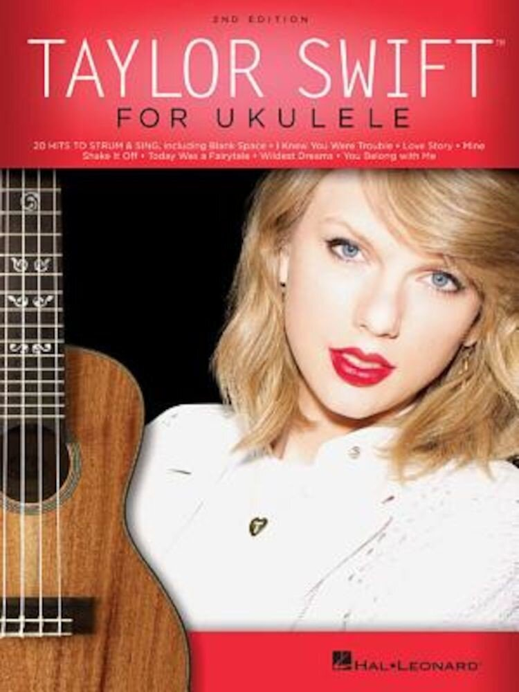 Taylor Swift for Ukulele, Paperback