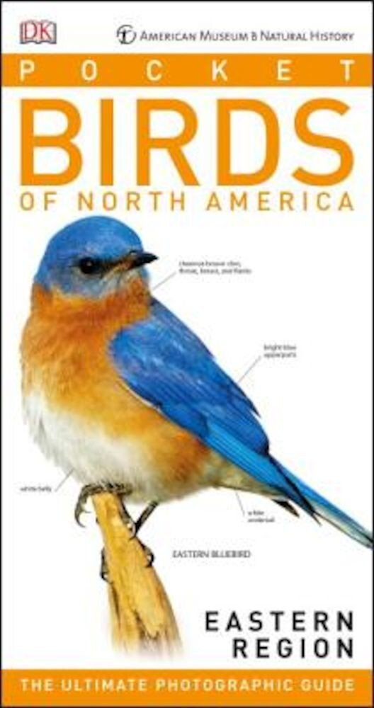American Museum of Natural History: Pocket Birds of North America, Eastern Region, Paperback