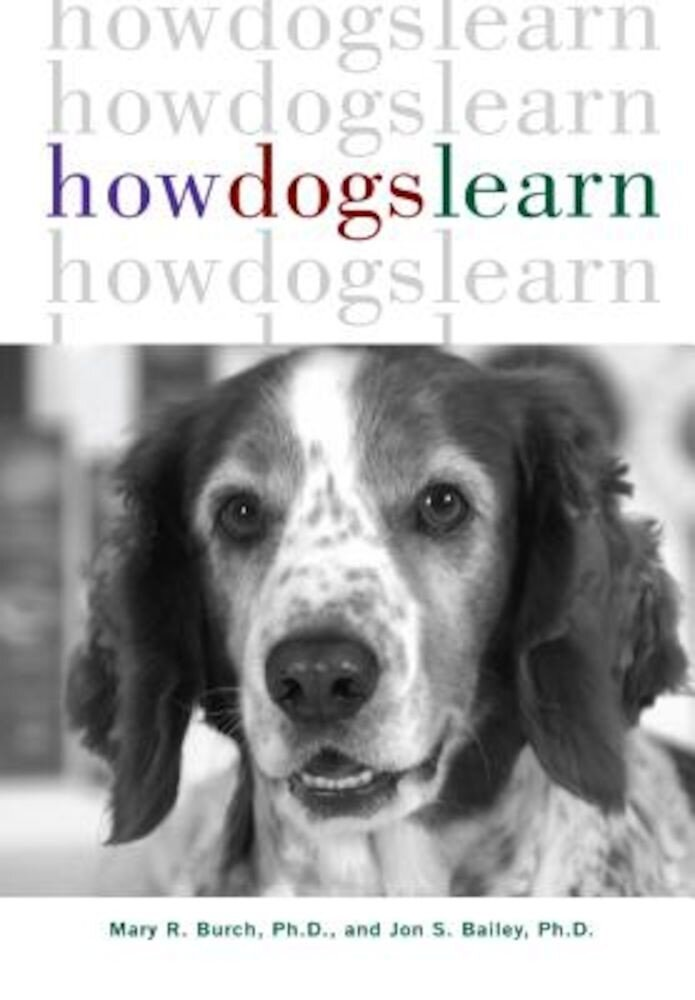 How Dogs Learn, Paperback