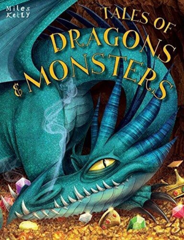Coperta Carte Tales Of Dragons & Monsters