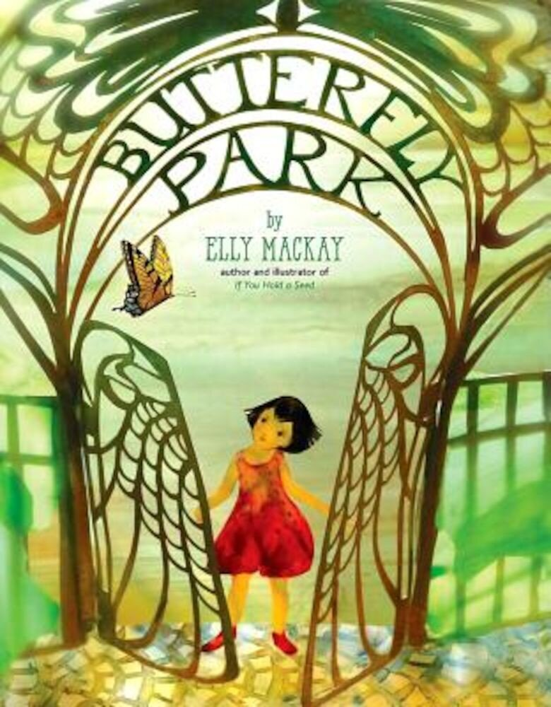 Butterfly Park, Hardcover