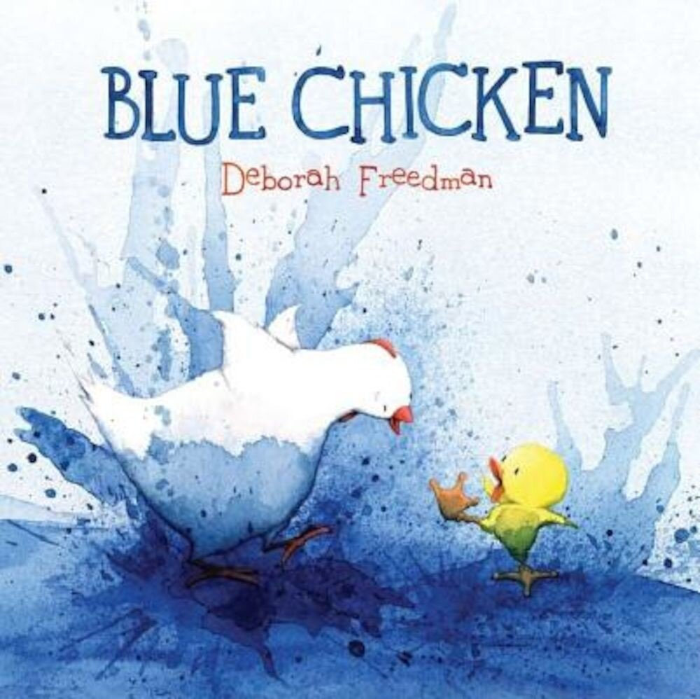 Blue Chicken, Hardcover
