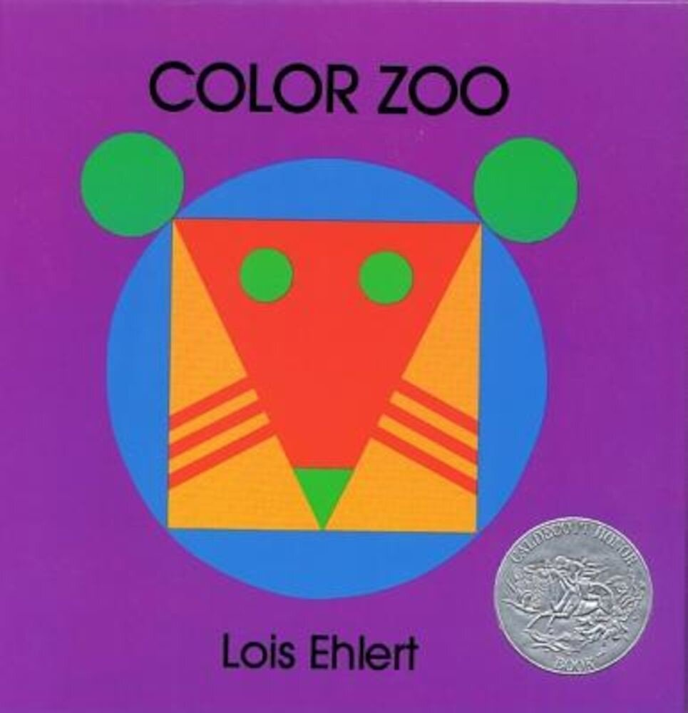 Color Zoo, Hardcover