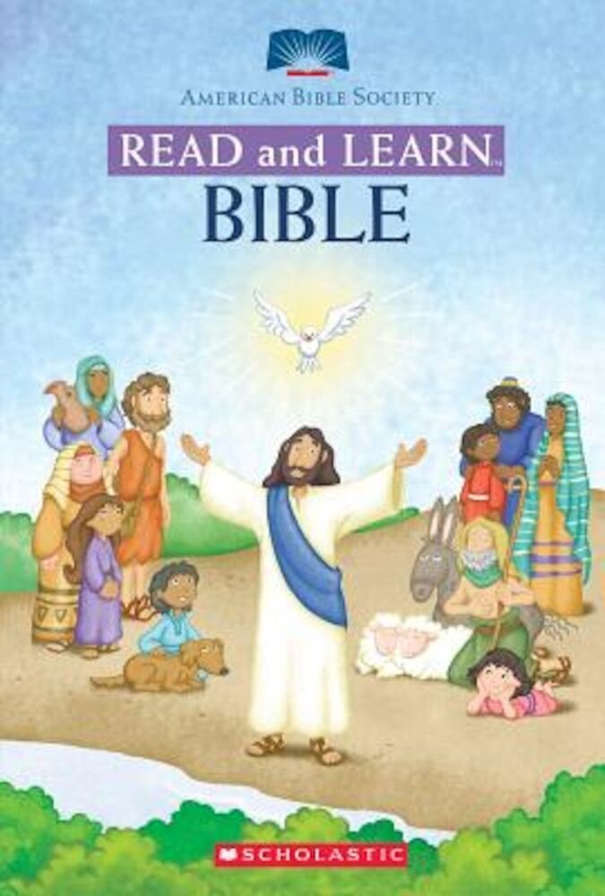 Read and Learn Bible, Hardcover