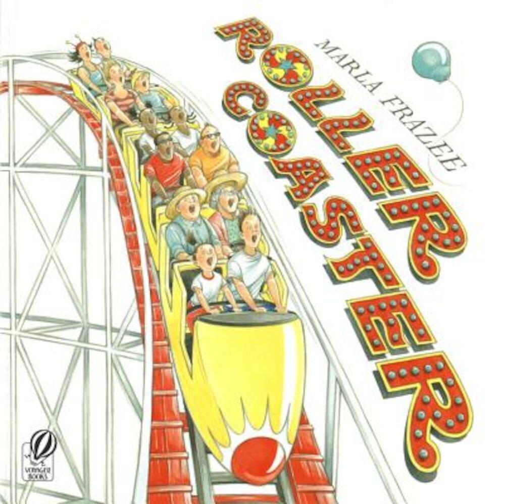 Roller Coaster, Paperback