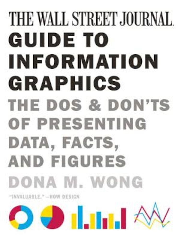 The Wall Street Journal Guide to Information Graphics: The Dos and Don'ts of Presenting Data, Facts, and Figures, Paperback