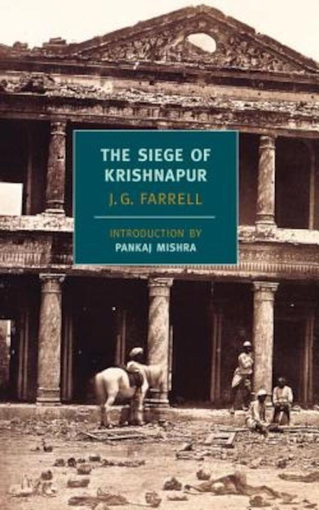 The Siege of Krishnapur, Paperback