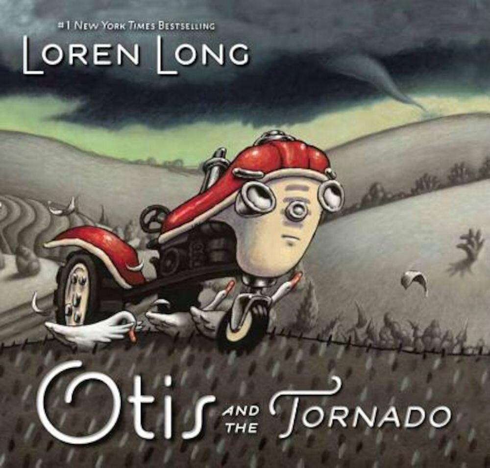 Otis and the Tornado, Hardcover