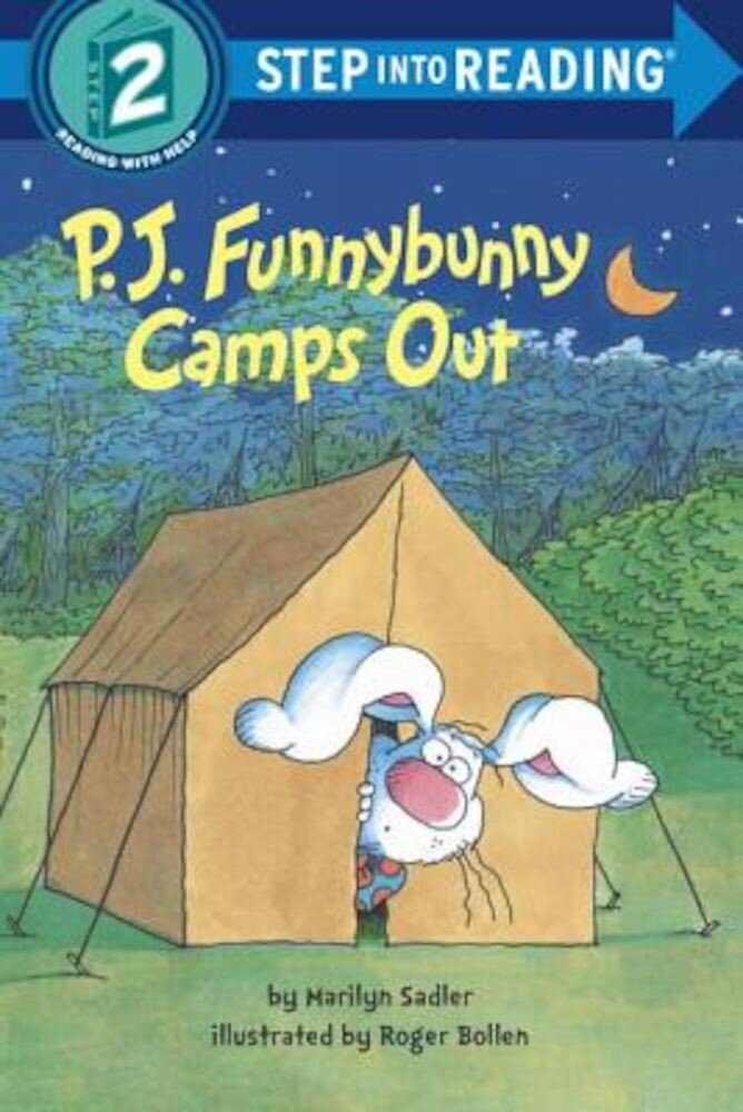 P. J. Funnybunny Camps Out, Paperback