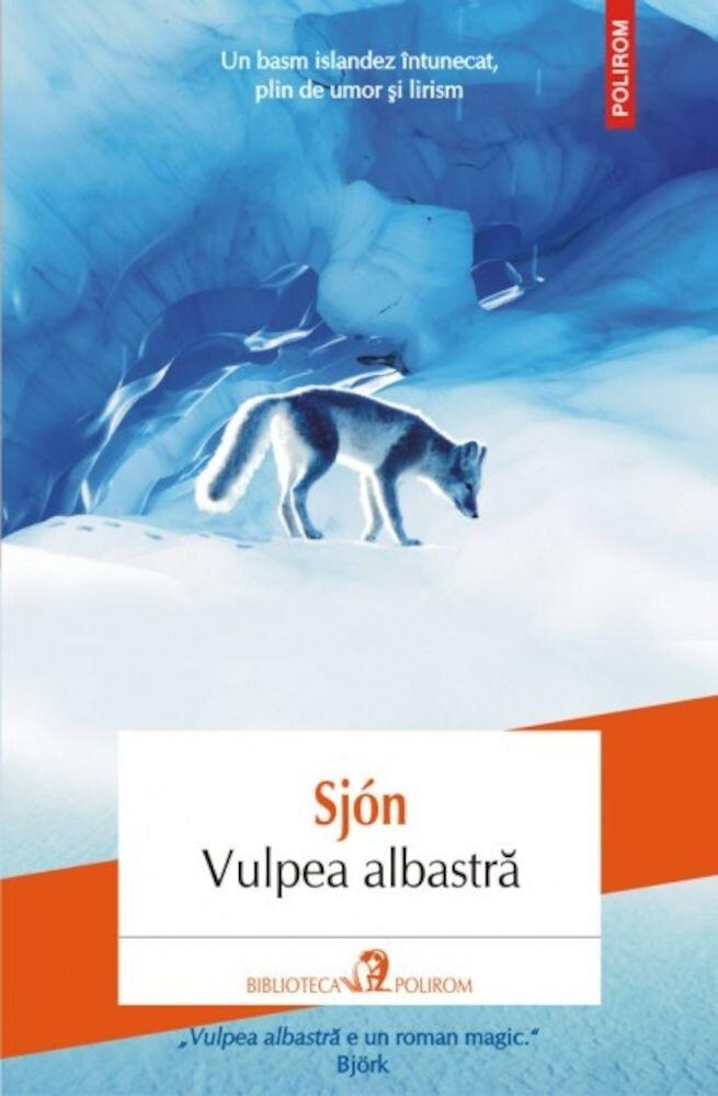 Coperta Carte Vulpea albastra