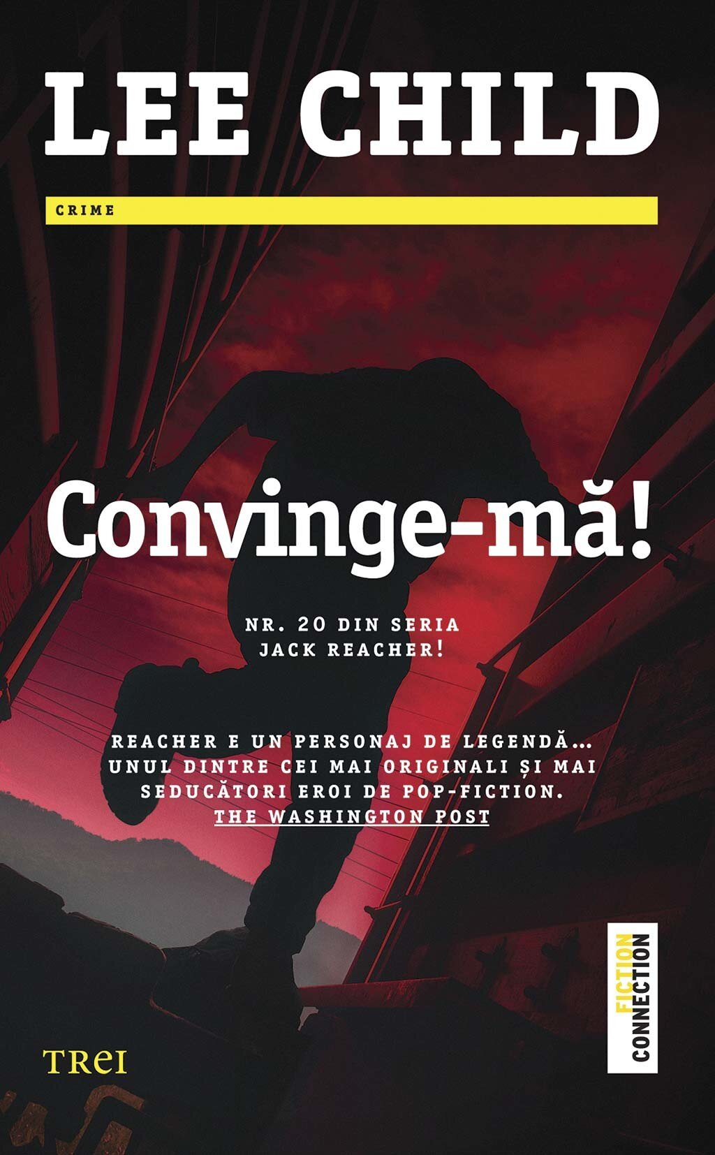 Convinge-ma! Nr. 20 din seria Jack Reacher! (eBook)