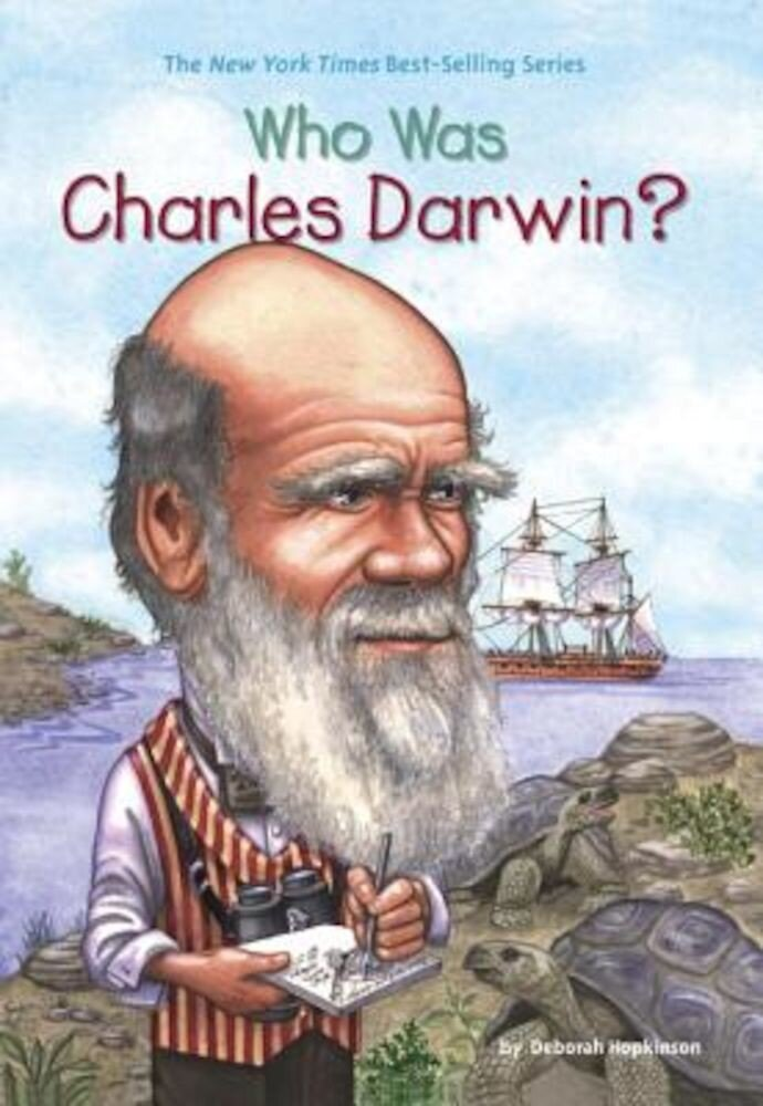 Who Was Charles Darwin?, Paperback