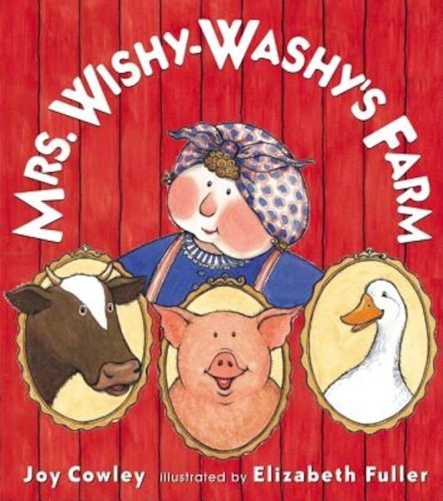 Mrs. Wishy-Washy's Farm, Hardcover