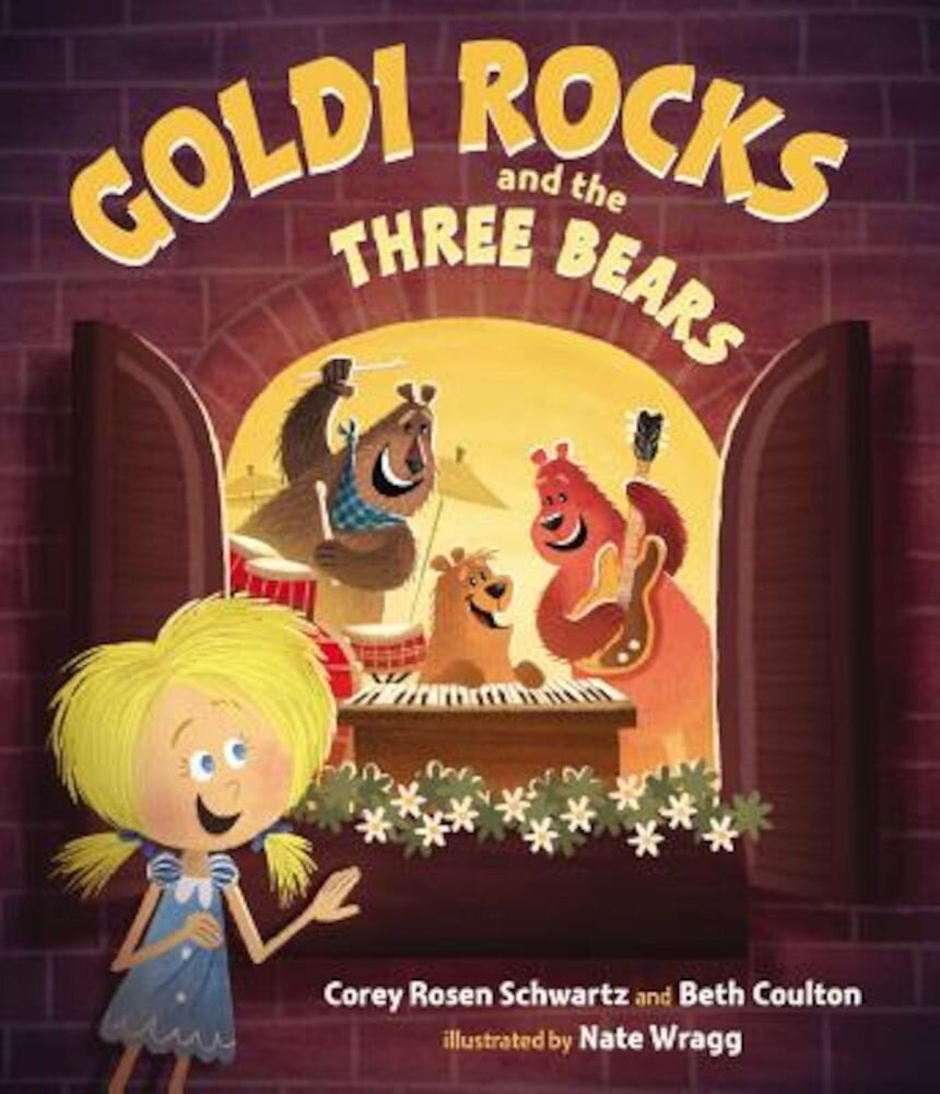 Goldi Rocks and the Three Bears, Hardcover