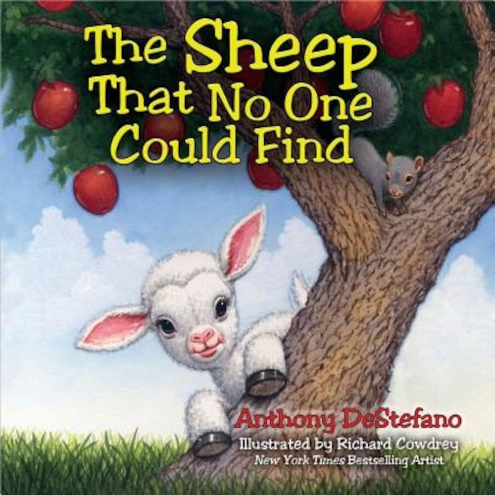 The Sheep That No One Could Find, Hardcover