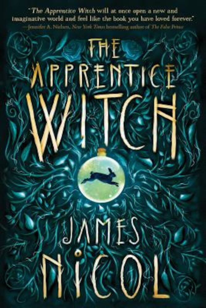 The Apprentice Witch, Hardcover
