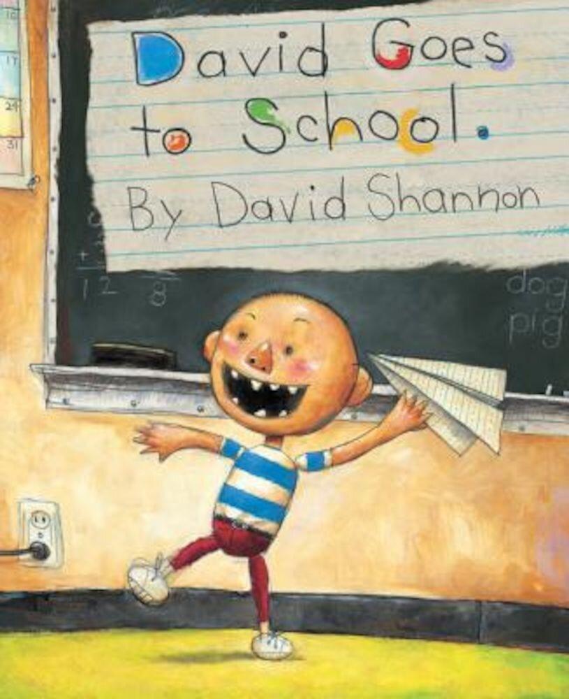 David Goes to School, Hardcover